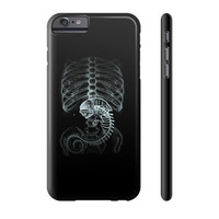 Creepy Pregnant Phone Case