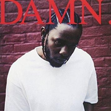 Kendrick Lamar - DAMN.                                                                                                                                                                    Clean Version