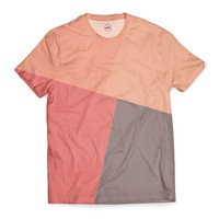 'Color Blocks 2' T-Shirt by DuckyB on miPic