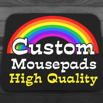 Quick Custom Mousepads