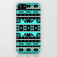 Mix #452 iPhone & iPod Case by Ornaart