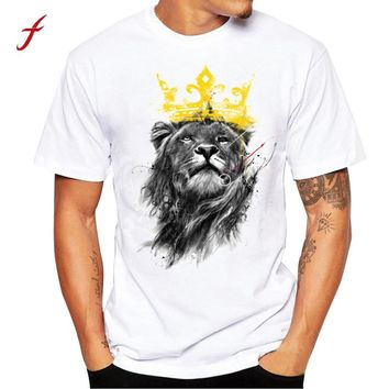 6823e5ed11b8 plus size mens tee shirts fashion t-shirts men funny t shirt brand mens  funny
