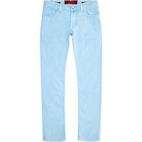 Jacob Cohen Vintage Wash Chinos