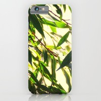 Bamboo for relaxation iPhone & iPod Case by Tanja Riedel | Society6