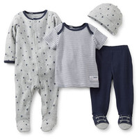 4-Piece Layette Gift Set