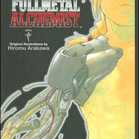 The Art of Fullmetal Alchemist