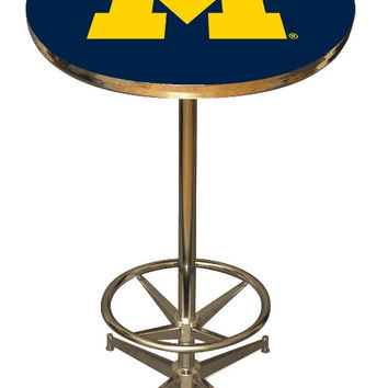 University of Michigan Pub Table