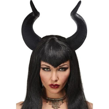Costume Accessory: Queen Ficent Horns
