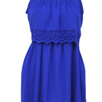 Cutout Trim Dress :: Dots.com :: Affordable womenâ??s clothing & fashion accessories in sizes