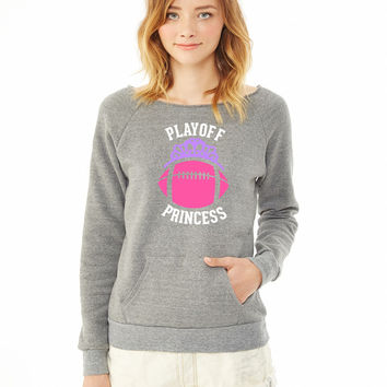 Playoff Princess 7 ladies sweatshirt
