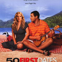 50 First Dates 27x40 Movie Poster (2004)