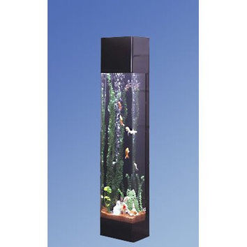 AquaTower 30 Gallon Rectangle Aquarium