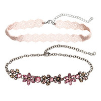 2-pack Chokers - from H&M