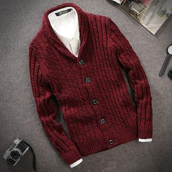NEW Spring Autumn Sweater Cardigan Male Knit Jacket Tide Computer Knitted Mens fashion casual large plus size MLXL2XL3XL4XL5XL
