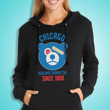 Chicago Cubs Final Without White Circle Women'S Hoodie