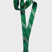 Slytherin House Tie Lanyard