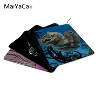 MaiYaCa Cheshire Cat Desk Computer Mouse Pads for Size 18*22cm and 25*29cm Not Overlock Mouse Pad