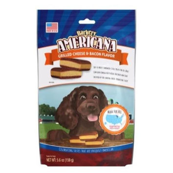 Sergeant's(R) Barkery Americana Wisconsin Grilled Cheese & Bacon Flavor Snackwiches