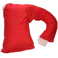 Boyfriend Pillow, Red Shirt