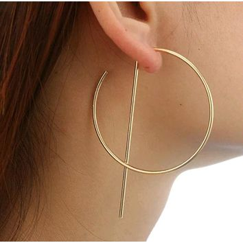 Selena Hoop Earrings