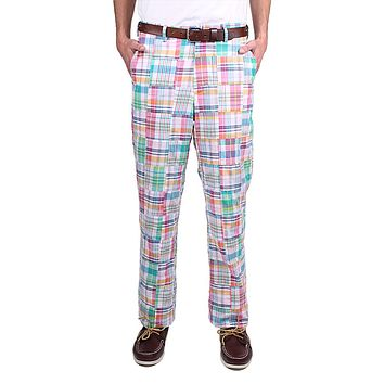 New Pastel Madras Pants by Country Club Prep - FINAL SALE