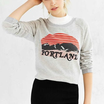 Project Social T Favorite Cities Sweatshirt - Urban Outfitters