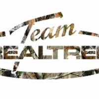 Camowraps Team Realtree Decal (Large, AP Camo)