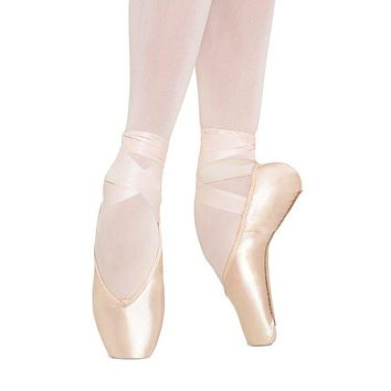 Heritage Pointe Shoe S0180L S0180S Bloch - Medium & Strong Shanks
