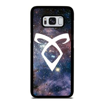 SHADOWHUNTERS ANGELIC RUNE NEBULA Samsung Galaxy S3 S4 S5 S6 S7 Edge S8 Plus, Note 3 4 5 8 Case Cover