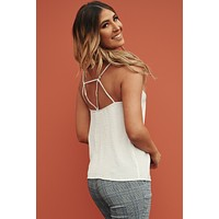 Sellout Tank Top (Ivory)