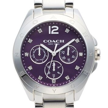 COACH 'Tristen' Multifunction Bracelet Watch, 38mm | Nordstrom