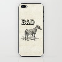 Bad Ass iPhone & iPod Skin | Print Shop