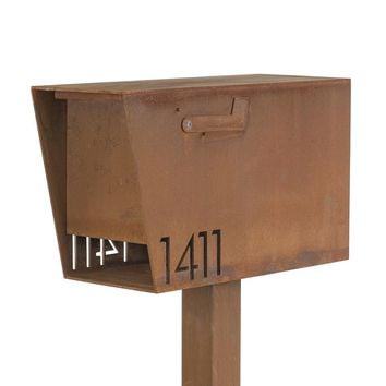 The Dexter Mailbox - Custom