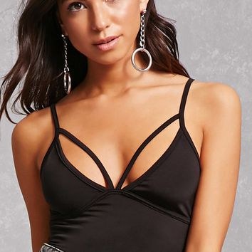 Caged Cami Bodysuit