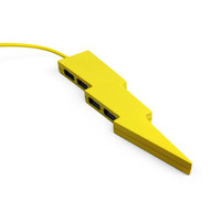 Lightning Bolt USB Hub