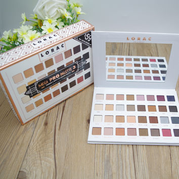 Lorac Make-up Stylish Beauty Professional Eye Shadow 32-color Make-up Palette [11043712524]