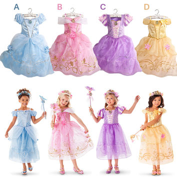 Princess make belief play fairy wand crown youth children daughter girl toy castle