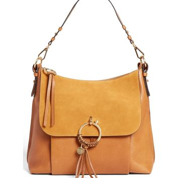 See by Chloé Joan Leather Hobo | Nordstrom