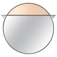 Abal Round Mirror by Studio Matter Made