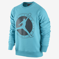 The Jordan Flight Club Graphic Crew Men's Sweatshirt.
