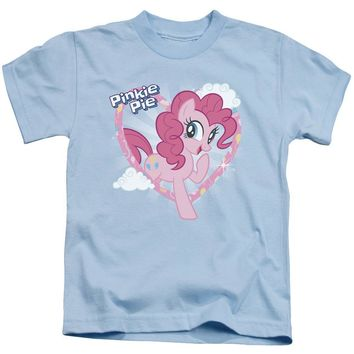 My Little Pony Boys T-Shirt Pinkie Pie Light Blue Tee
