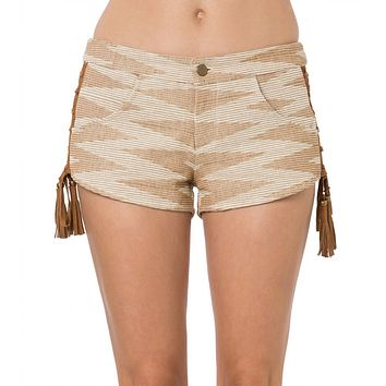 O'Neill - Feather Shorts | Chipmunk