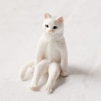 Sitting Cat Figure | Urban Outfitters