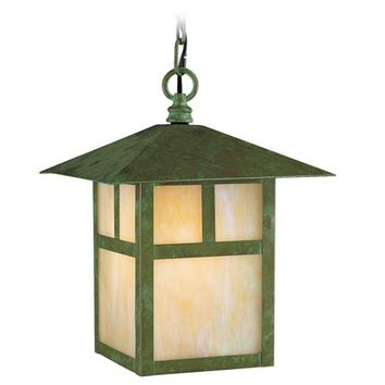 Livex Lighting 2141-16 Verde Panita Outdoor Hanging Pendant