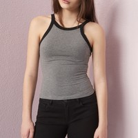 Straight Back Sport Neck Cami