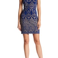 JUMP | Glitter Embellished Slinky Dress (Juniors) | Nordstrom Rack