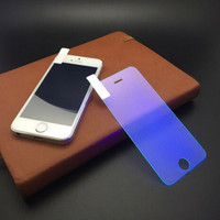 Preventing Myopia Tempered Glass Film Screen Protector for Iphone 5s 6 6s Plus