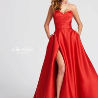 Ellie Wilde EW118020- Red