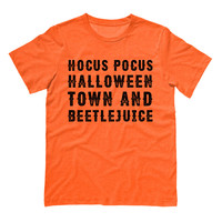 Favorite Halloween Movies T-Shirt