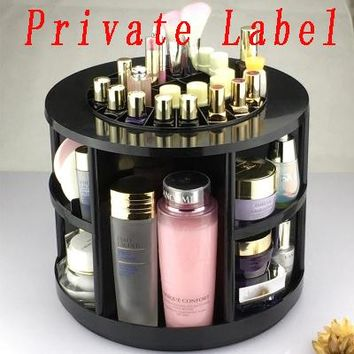 Free private label wholesale but must meet requirement see our policy cosmetic storage box plus large creative dresser plastic